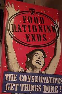 Rationing in the United Kingdom - Wikipedia