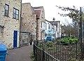 Footpath behind King Street housing - geograph.org.uk - 709710.jpg