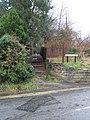 Footpath branching off Echo Pit Road - geograph.org.uk - 1081177.jpg