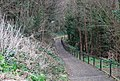 Footpath leading off West Hill - geograph.org.uk - 1191034.jpg