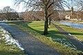 Footpaths by the Tweed, Kingsmeadows - geograph.org.uk - 1146753.jpg
