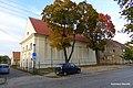 Fordon Bydgoszcz , Polska - widok w kierunku rynku. Odnowiona Synagoga - panoramio.jpg