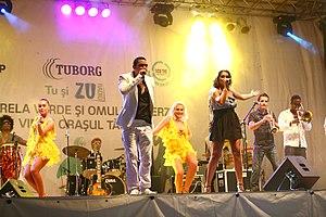 Mandinga (band) - Mandinga in 2009