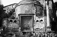 Former temple of Romulus, at Forum Romanum, Rome, Italy (35181481534).jpg