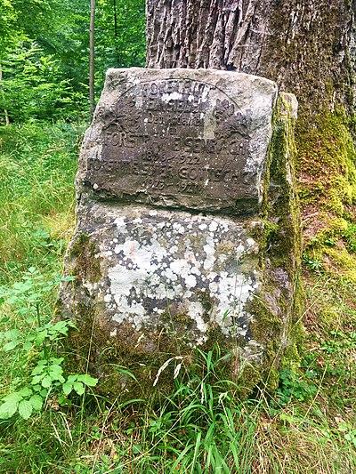 Forstmeisterstein beim Roten Tor Tübingen-Pfrondorf.jpg