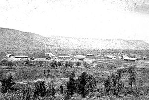 Battle of Fort Apache - Image: Fort Apache (1873)