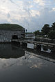 Fort Monroe-0144, moat and sky 2 (3931727036).jpg
