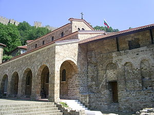 Forty Martyrs of Sebaste - Holy Forty Martyrs Church, Veliko Tarnovo, 13th century
