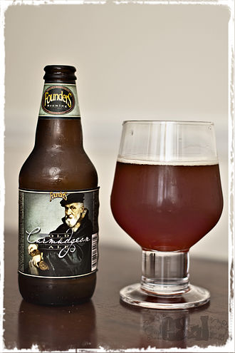 Old ale - Founders Curmudgeon old ale