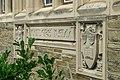Founders Hall, Cornell University-lettering.jpg