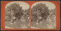 Fountain west of Conservatory Lake, Central Park, N.Y, from Robert N. Dennis collection of stereoscopic views.png
