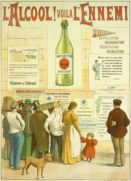 Fichier:Frédéric Christol - L'Alcool ! Voilà l'ennemi.jpg
