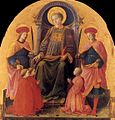 Fra Filippo Lippi - St Lawrence Enthroned with Saints and Donors - WGA13246.jpg