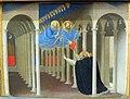 Fra angelico, incoronazione della vergine, da s.domenico di fiesole, 1430-32 ca., predella 02.JPG
