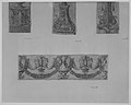 Fragment of a horizontal frieze with female bust in the center, garlands, anthemia, cut from a plate of border segments MET MM6482.jpg