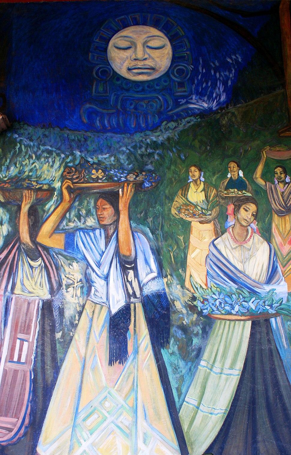 Fragmento Mural Alfredo Zalce 6 063