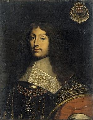 1613 in France - François de La Rochefoucauld