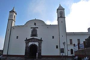 Zacatlán (municipality) - Colonial era Franciscan monastery.