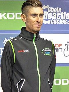 Francesco Manuel Bongiorno Italian cyclist