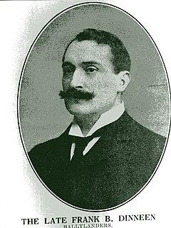 Frank Dineen Gaelic sports administrator