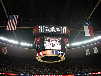 The Eyes of Texas - The Eyes of Texas at a University of Texas basketball game