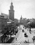 Frankfurt Am Main-Zeil mit Katharinenkirche-1901.jpg