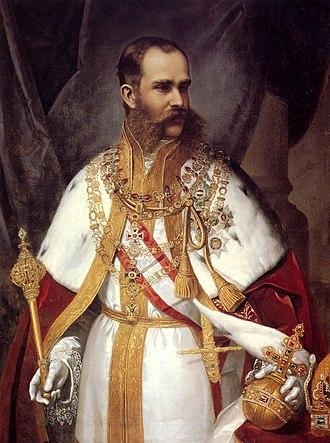 Kingdom of Lombardy–Venetia - Image: Franz Joseph I of Austria