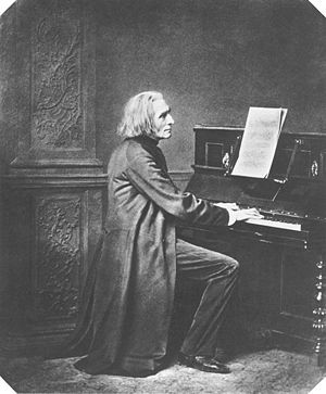 Franz Hanfstaengl - Image: Franz Liszt 2