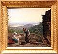 Franz ludwig catel, scena di genere nella campagna romana, 1818-20.JPG
