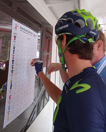 Frasnes-lez-Anvaing - Tour de Wallonie, étape 1, 26 juillet 2014, départ (B185).JPG