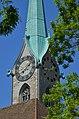 Fraumünster - Turm - Stadthausquai 2014-05-23 13-42-40.JPG