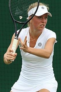 Magdalena Fręch Polish tennis player