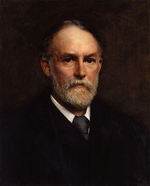 Portrait de Frederic William Henry Myers
