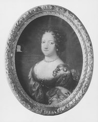 Portrait of Princess Frederica Amalia of Denmark