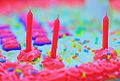 Free Pretty Princess Pink Happy Birthday Cake Colors Creative Commons (3726611457).jpg