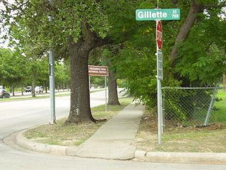 Fourth Ward, Houston