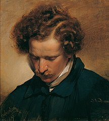 Der Maler Eduard Bendemann