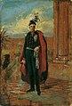 """Friedrich von Amerling - Gemäldeentwurf """"Kaiser Franz I. von Österreich in preußischer Generalsuniform"""" - 1188 - Österreichische Galerie Belvedere.jpg"""