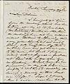 From Caroline Weston to Deborah Weston; ca. 1840 p1 2.jpg