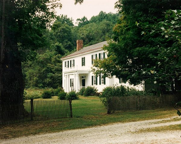 National register of historic places in boone county kentucky for The dinsmore house