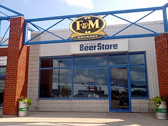 F&M Brewery - Image: Front of F&M