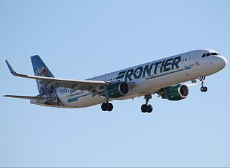 Frontier Airlines - Frontier Airbus A321-200