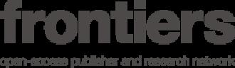 Frontiers Media - Image: Frontiers Logo 2