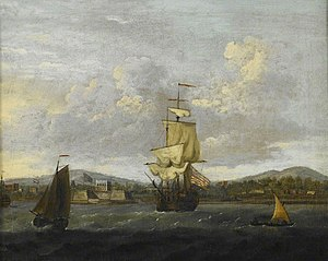 Fort St. David - Fort St. David, c. 1763, Francis Swaine, British Library