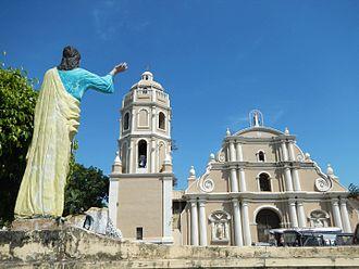 Candon - Candon Church Facade