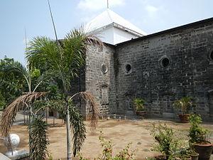 Our Lady of the Pillar Church (San Simon) - Image: Fvf San Simon Church 9324 10