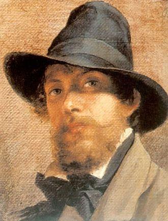 Fyodor Bronnikov - Image: Fyodor Bronnikov self portrait