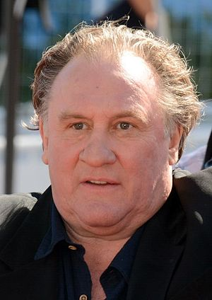 Gérard Depardieu - Depardieu at the 2015 Cannes Film Festival