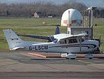 G-LSCM Cessna Skyhawk 172 (24757723440).jpg