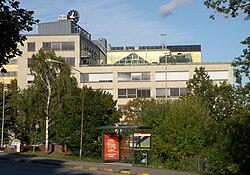 Vardetransportran norr om stockholm